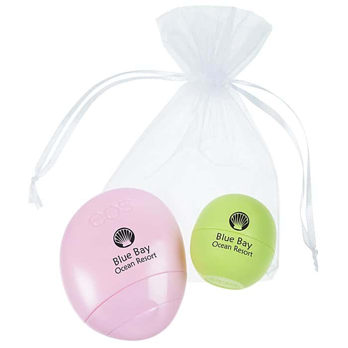 eos Lotion Lip Balm Gift Set | eos lip balm giveaways from 4imprint