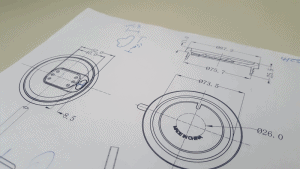 Exclusives Product Development Technical Drawing