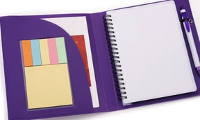 Get Organized! Notebook Combo Set from 4imprint
