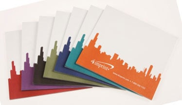 An Array of Cityscape Notepad/Mouse Pads