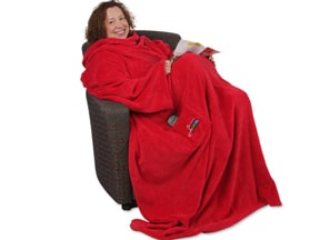 Snuggle Me Chenille Blanket | Promotional Products from 4imprint