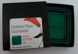 Tritan Copolyester Sample
