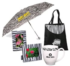 Zebra Designs | Promotional Products from 4imprint